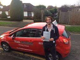 Learner Driver Training Swanley Chris S