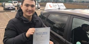 Automatic Driving Lessons Orpington