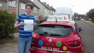 Learn To Drive Quickly Sidcup Luke W