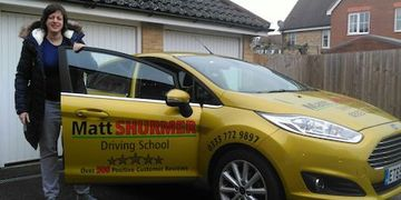Karen Cripps- Cole Driving Instructor