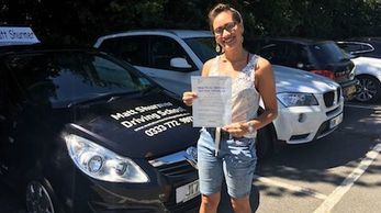 Female Instructors Driving Lessons Bromley Jasmine G