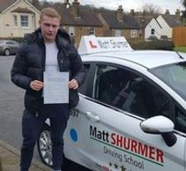 Driving Lesson Reviews In Swanley Sam P