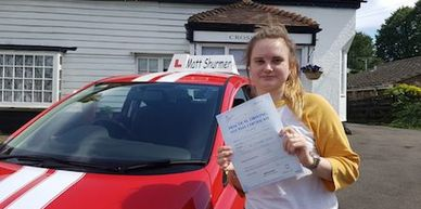 Driving Lessons Package Deals Bromley Olivia L