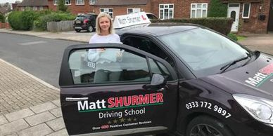 Car Driving Lessons Bromley