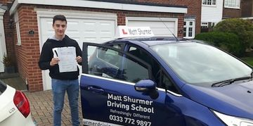 Compare Driving Schools Sidcup Alex T