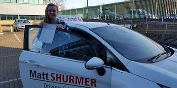 Price Of Driving Lessons UK Sidcup Rachel K