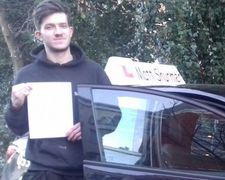 Practical Driving Lessons Sidcup Alfie B
