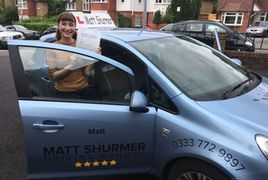 Automatic Driving Lesson Orpington