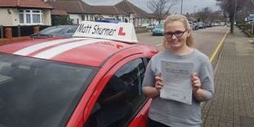 Driving Lesson Reviews In Swanley Charlie J