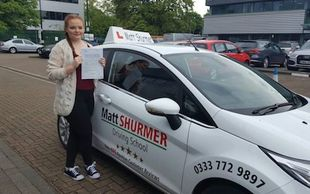 Female Driving Instructors Bromley Sophie W