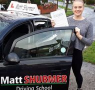 Car Driving Lessons Sidcup Alicia G