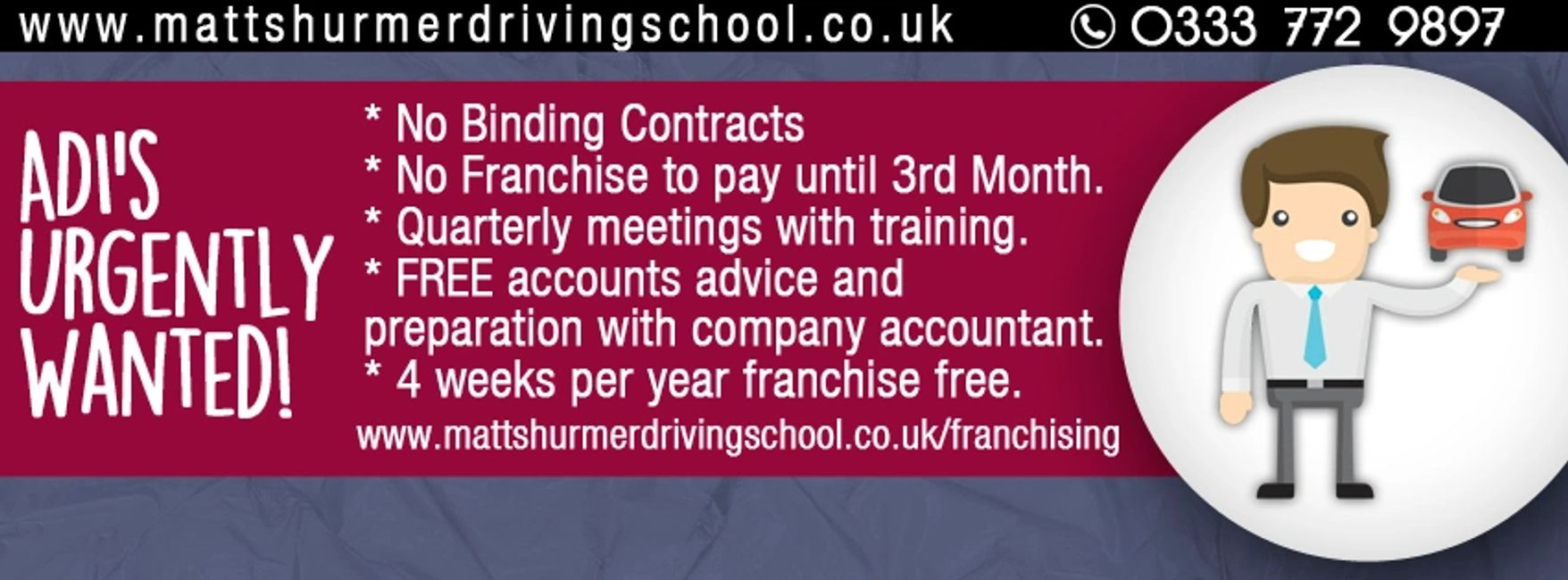 Driving School Franchising