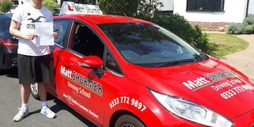 Learning Driving Lessons Sidcup Nick B