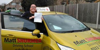 Quick Pass Driving Test Welling Chloe E