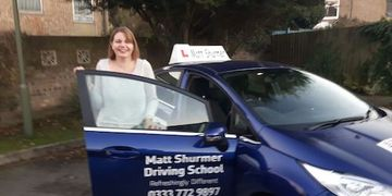 Car Driving Instructor Courses Sidcup Lorraine P