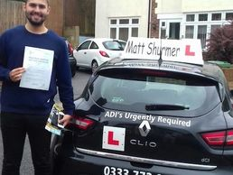Driving Instructor Comparison Welling Billy C