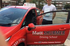 Booking Driving Lessons Welling Joshua S