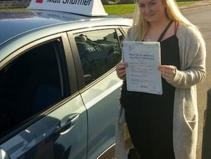 Driving School Automatic Sidcup Rebekka W