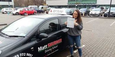 Driving Lesson Prices Bromley Jessica K
