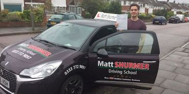 Driving Lessons Package Deals Orpington Adam B