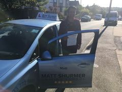 Automatic Driving Lesson Sidcup