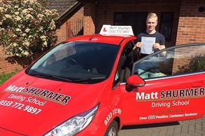 Learning Driving Lessons Sevenoaks Cade H