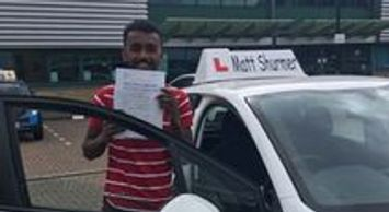Woman Driving Instructor Bromley Pravveen G