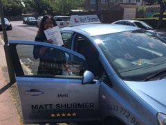 Automatic Driving Lesson Bromley
