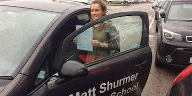 Learn To Drive School Welling Sophie F