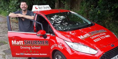 Simon Pope Driving instructor
