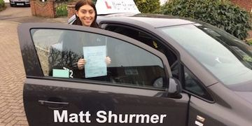 Course For Driving Instructor Sidcup Holly W