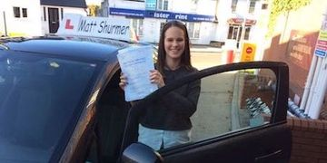 Discount Driving Lessons Sidcup Sara J