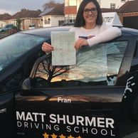 Lady Driving Instructor Orpington