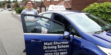 Driving Lessons Package Swanley Jake W