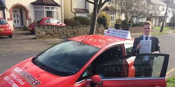 Private Driving Instructors Sidcup Ross K