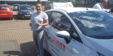 Woman Driving Instructor Bromley Isabella A