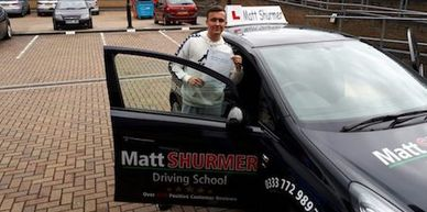Learning Driving Lessons Bromley Reece L