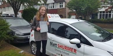 Driving Lessons Female Instructor Orpington Emily G