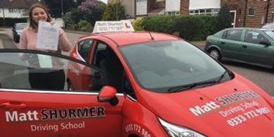Driving Instructor Course Welling Daisy B