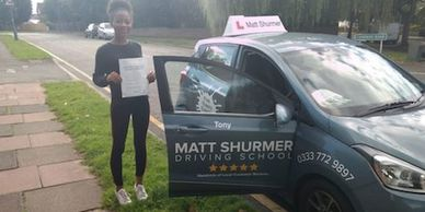 Booking Driving Lessons Bromley