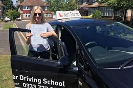 Learning Driving Lessons Swanley Eloise L