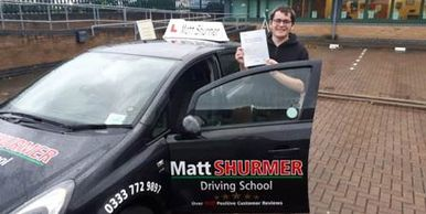 Car Instructor Welling