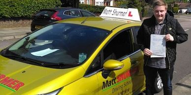 Female Instructors Driving Lessons Swanley Andrew D
