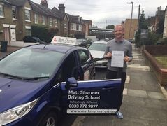 Driving Teachers Sidcup Andy L