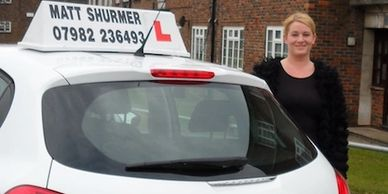 Tracey Wilson Driving Instructor
