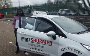 Best Driving Lessons Sidcup Jemima D-E
