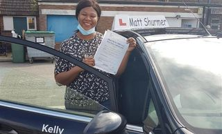 Automatic Driving Lessons Gravesend
