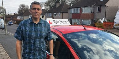 Dave Pester Driving Instructor