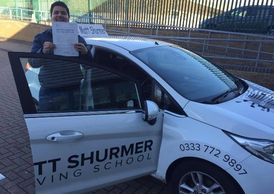 Driving Instructors Automatic Gravesend | Ashish M