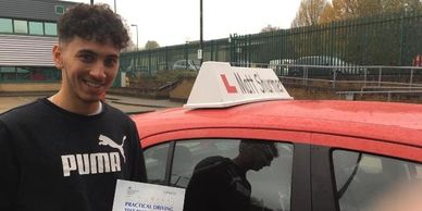 Driving Instructors Course Swanley | Joshua P